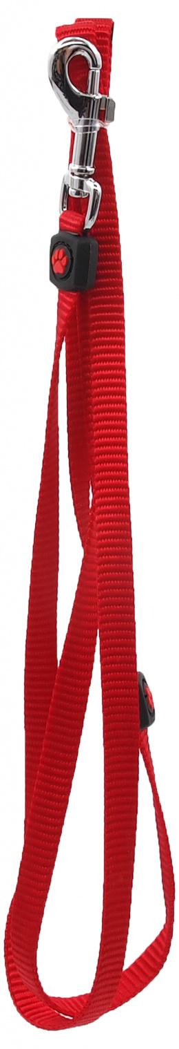 Vodítko Active Dog Premium XS červené 1x120cm