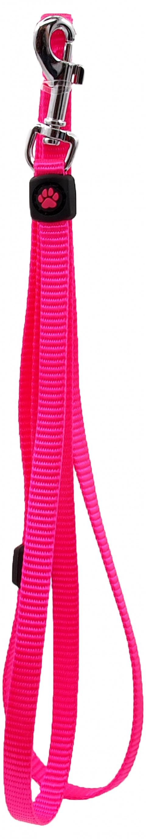 Vodítko Active Dog Premium XS růžové 1x120cm title=