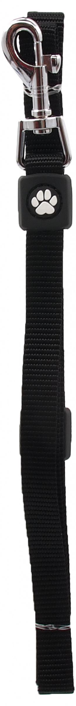 Vodítko Active Dog Premium S černé 1,5x120cm