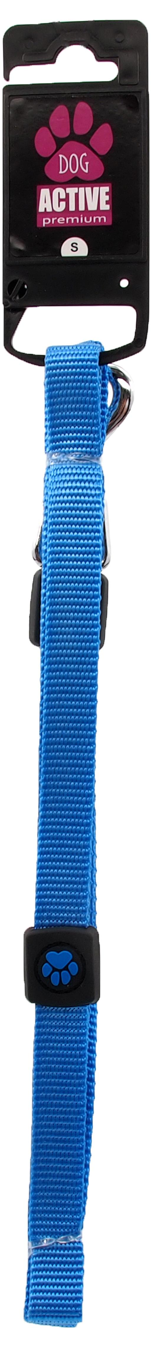 Vodítko Active Dog Premium S modré 1,5x120cm