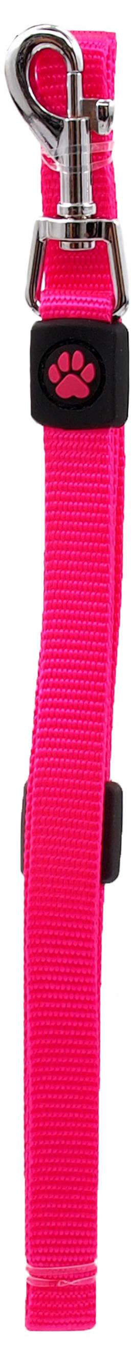 Vodítko Active Dog Premium S růžové 1,5x120cm