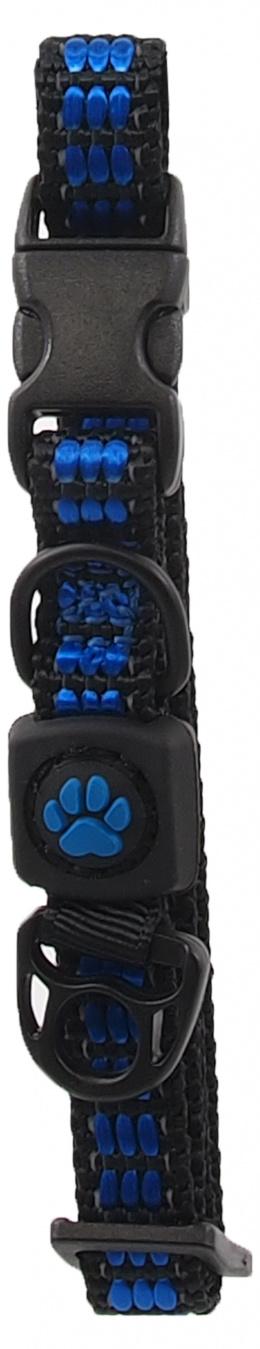 Obojek Active Dog Strong XS modrý 1x21-30cm