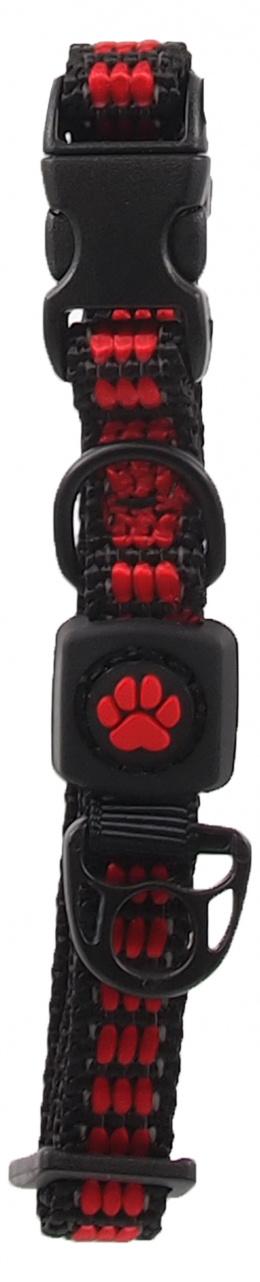 Obojek Active Dog Strong XS červený 1x21-30cm