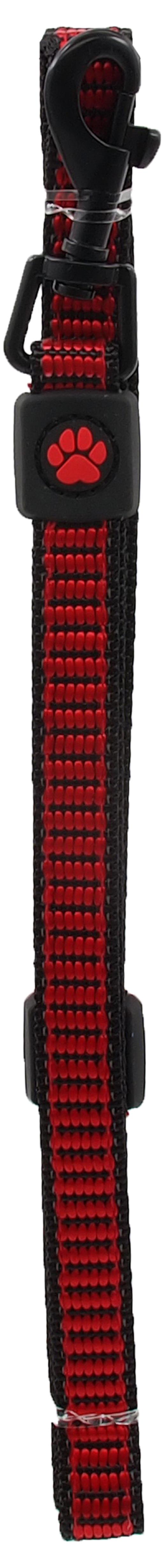 Vodítko Active Dog Strong S červené 1,5x120cm