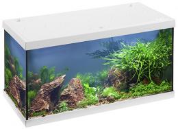 Akvárium set EHEIM Aquastar LED 60x33x33 54l bílý