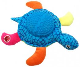 Hračka Let´s Play želva modrá 22cm