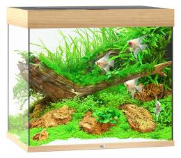 Akvárium Juwel Lido LED 200l dub