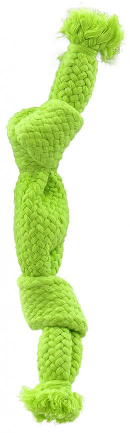 Uzel Dog Fantasy zelený pískací 22cm