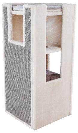 Odpočívadlo Sarita Cat Tower 100cm šedé