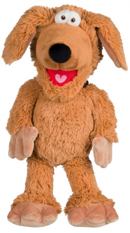 Hračka pes Wiwaldi plyš 38cm