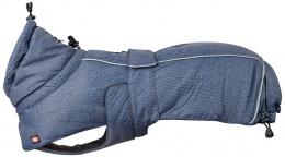 Bunda Trixie Prime L 55cm modrá