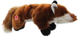 Hračka Dog Fantasy plyšová pískací liška 45cm