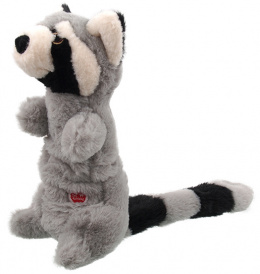 Hračka Dog Fantasy Plush pískací mýval 45cm