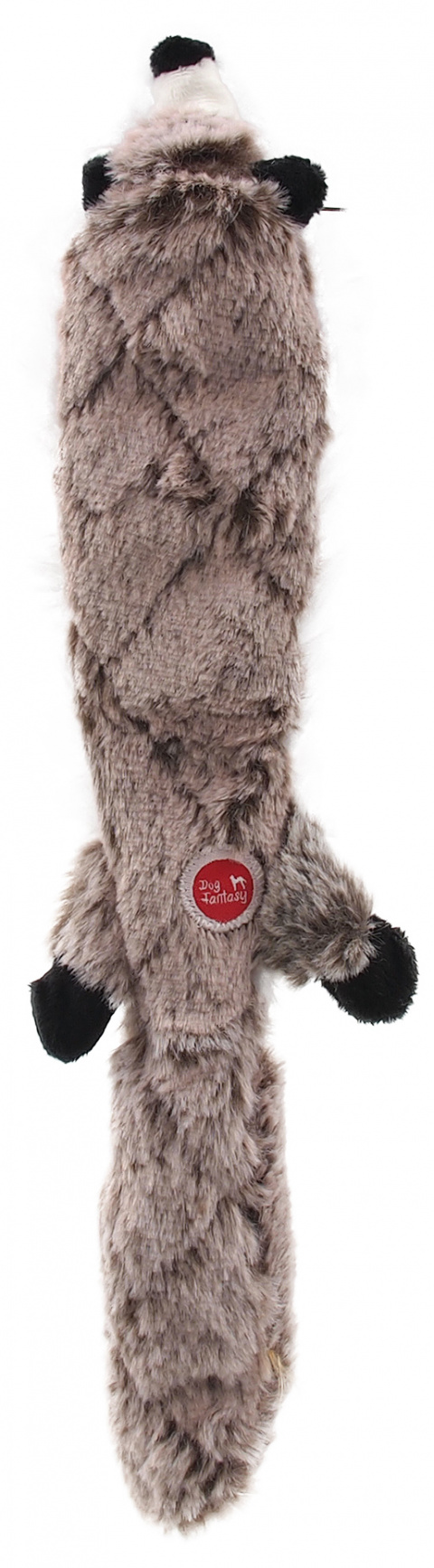 Hračka Dog Fantasy Skinneeez EXTREME mýval 35cm