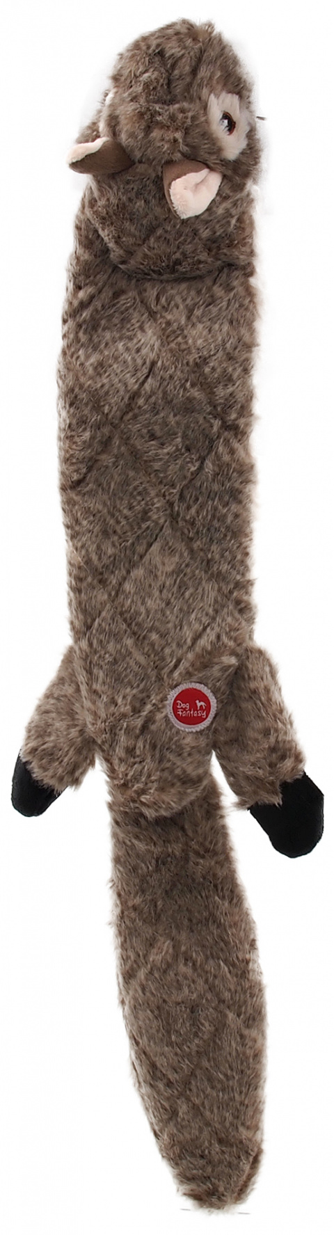 Hračka Dog Fantasy Skinneeez EXTREME veverka 57,5cm