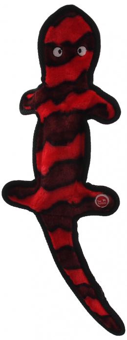 Hračka Dog Fantasy Skinneeez EXTREME ještěr červený 50cm