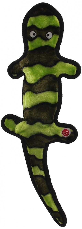 Hračka Dog Fantasy Skinneeez EXTREME ještěr zelený 50cm