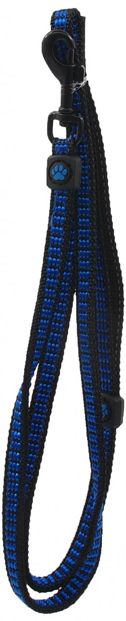 Vodítko Active Dog Strong XS modré 1x120cm