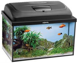Akvárium Aquael Classic LED 25l černá