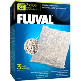 Náplň sáčky pro odstranění amoniaku FLUVAL C2 3ks