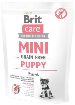 Brit Care Mini Grain Free Puppy Lamb 400g