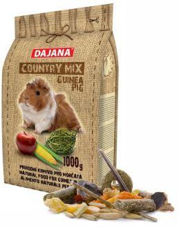 Dajana Country Mix Guinea pig 1000g