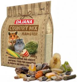 Dajana Country Mix Hamster 500g