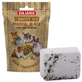 Dajana Country Mix Mineral block fruit+vitamins