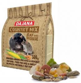 Dajana Country Mix Rat&mouse 500g