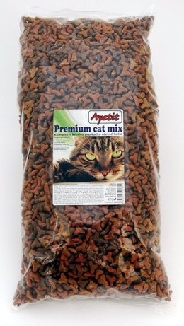 Apetit PREMIUM CAT MIX 1kg