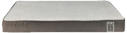 Ortopedická matrace Best of all breeds 100×70cm šedo-béžový