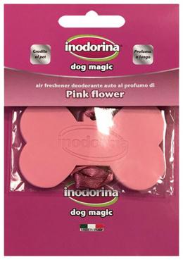 Osvěžovač Inodorina kost Pink Rose
