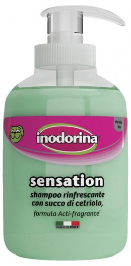 Šampon Inodorina Sensation osvěžující 300ml