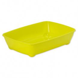 Toaleta Magic Cat Economy 42x31x13cm žlutá