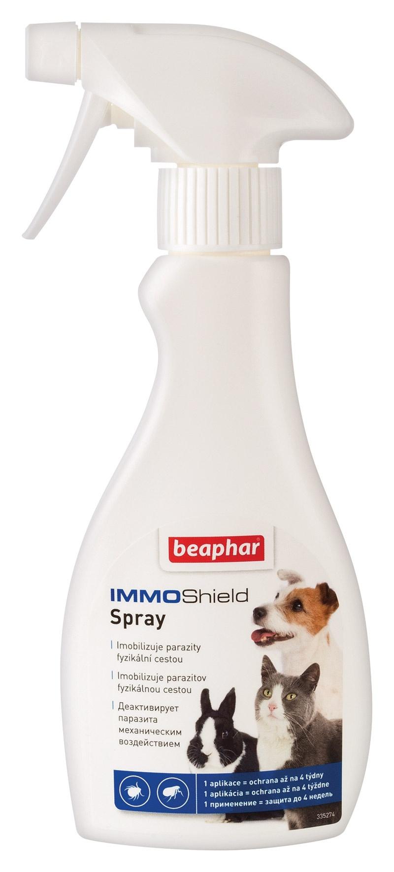 Beaphar antiparazitní BIO balíček pro psy