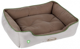 Pelíšek Scruffs Insect Shield Box Bed 60cm hnědý