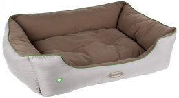 Scruffs Insect Shield Box Bed 90 x 70cm hnědý