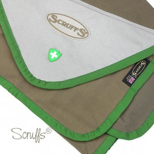Deka Scruffs Insect Shield Blanket 110 x 72.5cm hnědá