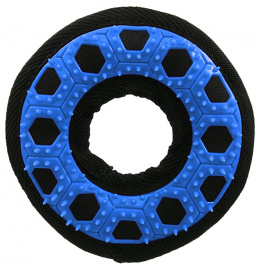 Hračka Dog Fantasy Hextex kruh modrá 13cm