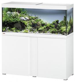 Akvárium se skříňkou Eheim Vivaline LED 240l bílá