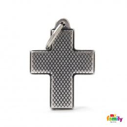 Známka My Family BRONX kříž velký Rhombus