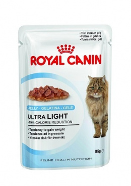 Royal Canin Kapsička Ultra Light 12x85g