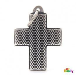 Známka My Family BRONX kříž extra velký Rhombus