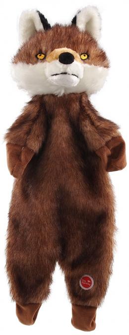 Hračka Dog Fantasy Skinneeez liška plyš 50cm