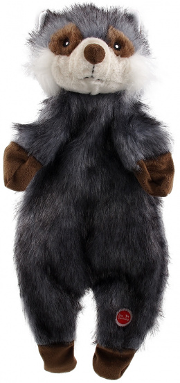Hračka Dog Fantasy Skinneeez mýval plyš 50cm