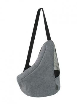 Batoh Manon šedý 16x29x35cm