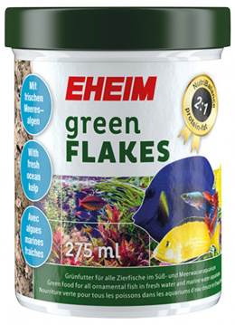 Krmivo EHEIM green flakes 275ml