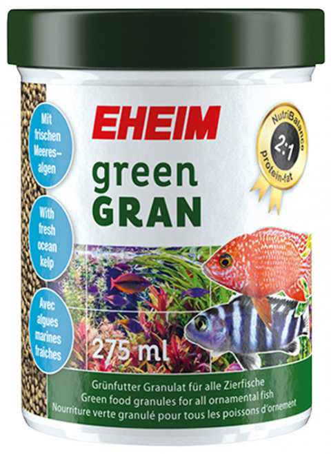 Krmivo EHEIM green gran 275ml