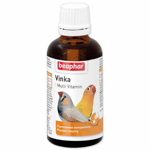 Kapky BEAPHAR Vinka vitamínové 50ml