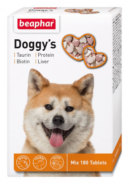 Beaphar Doggy´s mix 180 tablet